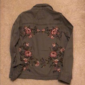 Abercrombie & Fitch Cargo Jacket